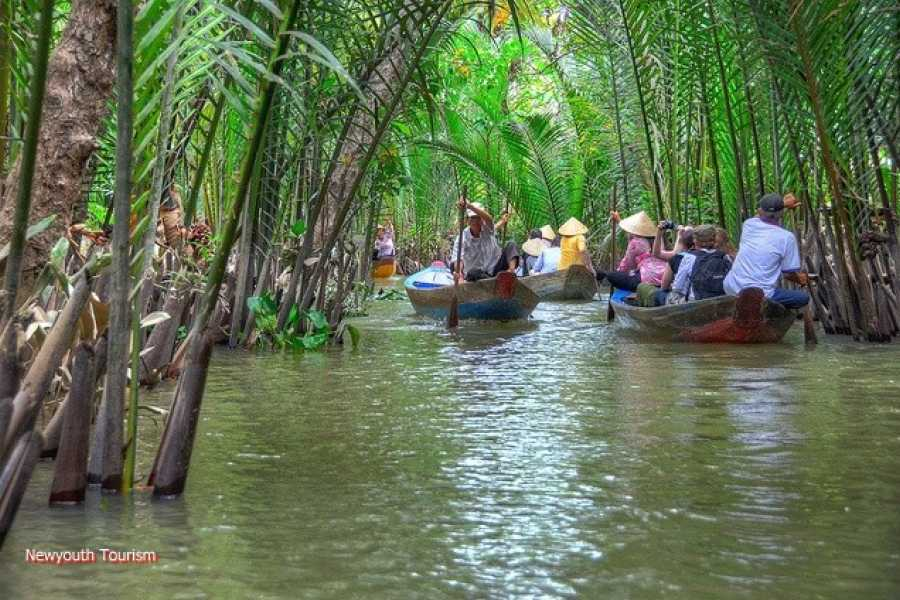 Friends Travel Vietnam Mekong Delta 2D1N Ben Tre - Can Tho - Phong Dien (Private Tour)