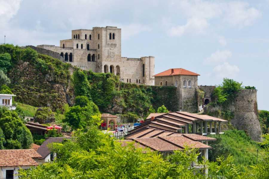 JONA TRAVEL DMC - LUFTHANSA CITY CENTER Albania - Family Tour