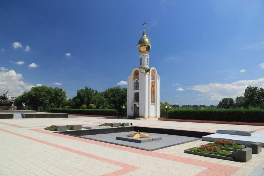 Explorabilia Transnistria, Gagauzia and Moldova