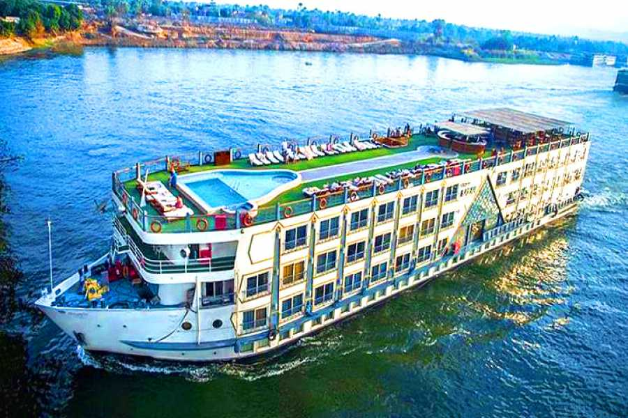 Journey To Egypt Nile Cruise Package From Cairo