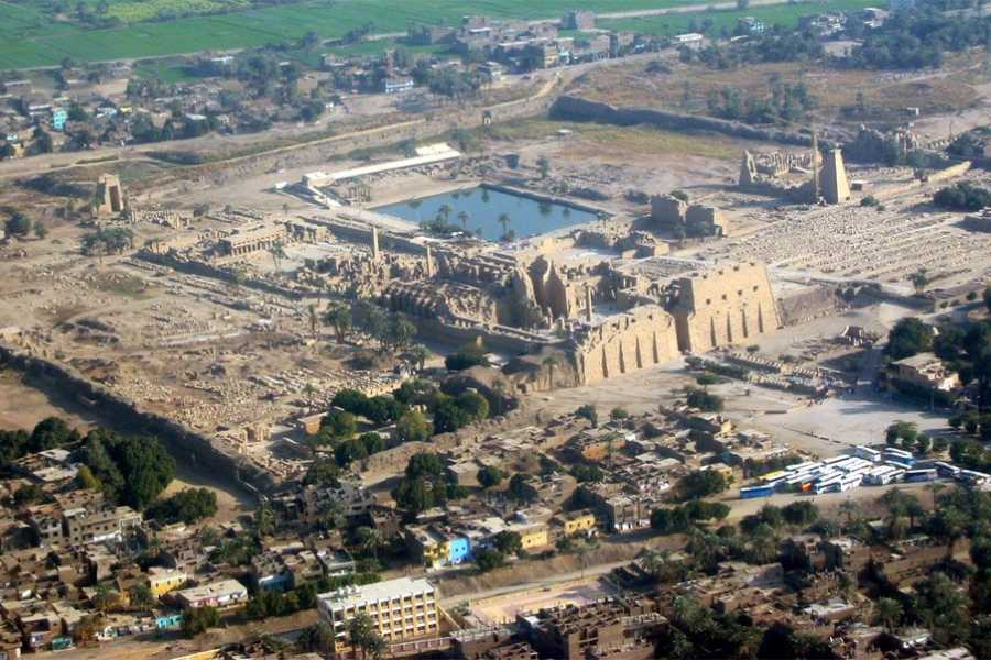 Journey To Egypt Day Tour to Luxor from Cairo by Plane
