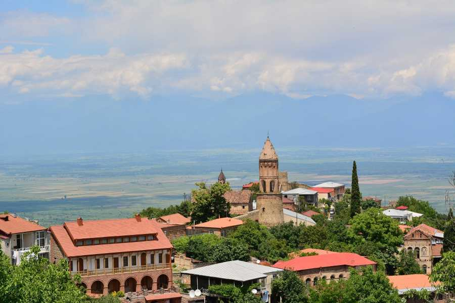 Explorabilia Abkhazia and Karabakh