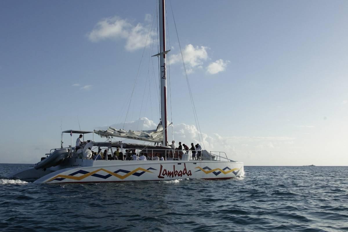 Aqua Mania Adventures LAZY SUNDAY SAIL TO ANGUILLA