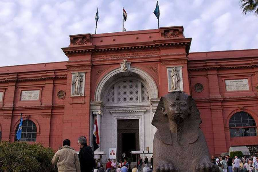 Journey To Egypt Tour to Pyramids & The Egyptian Museum