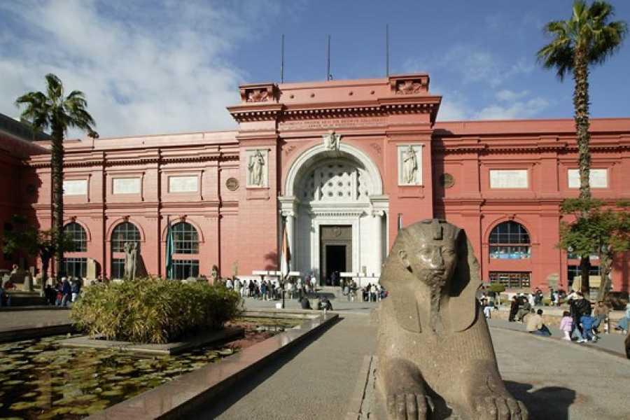 Journey To Egypt Tour a las pirámides y el museo egipcio