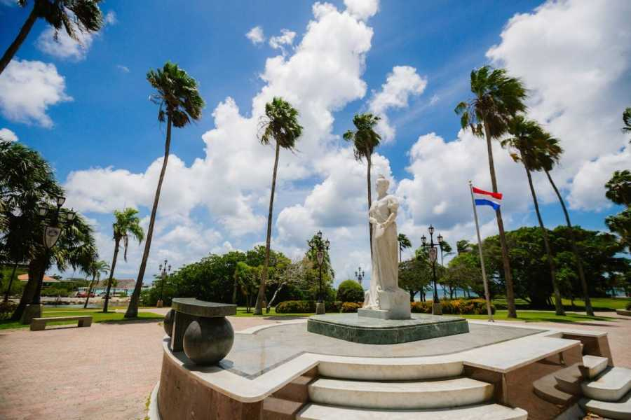 Aruba Downtown Walking Tours Downtown City Walking Tour