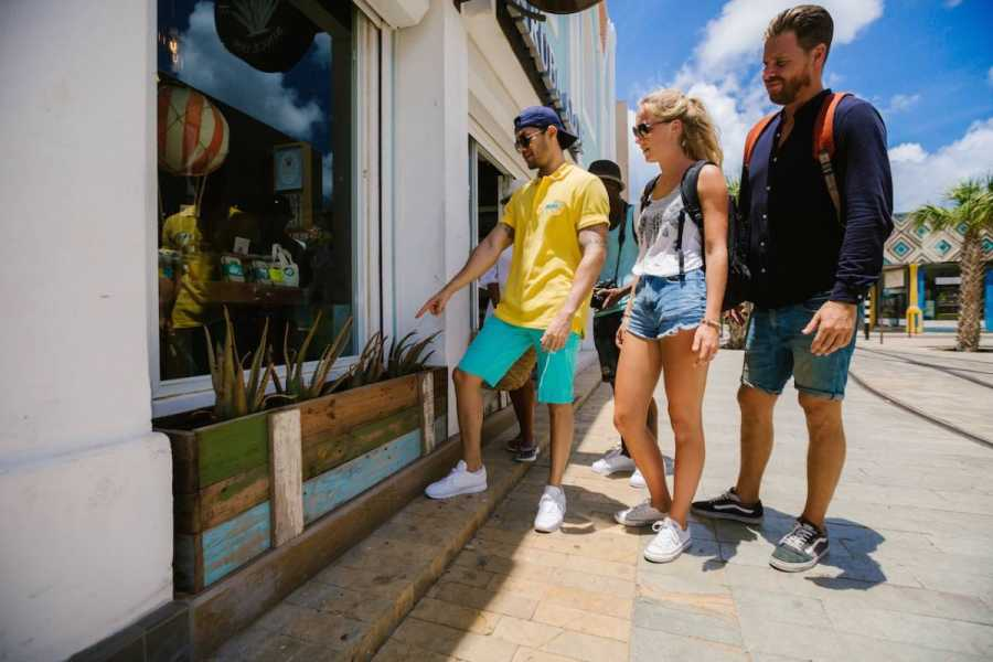 Aruba Downtown Walking Tours Aruba Historic Cultural Downtown Walking Tour