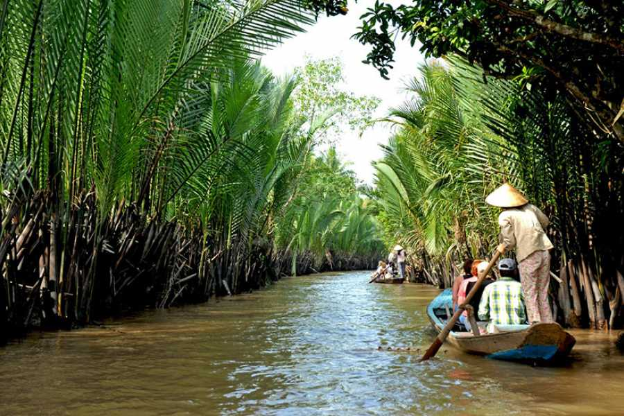 Friends Travel Vietnam Mekong Delta 3D2N Ben Tre - Can Tho - Phong Dien - Sa Dec (Private Tour)