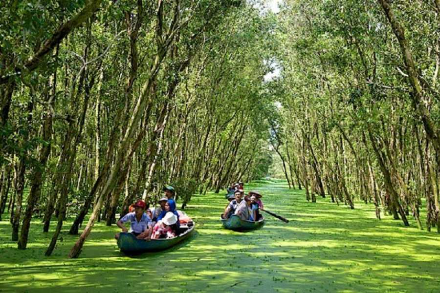 Friends Travel Vietnam Mekong Delta 3D2N Ben Tre - Can Tho - Phong Dien (Private Tour)