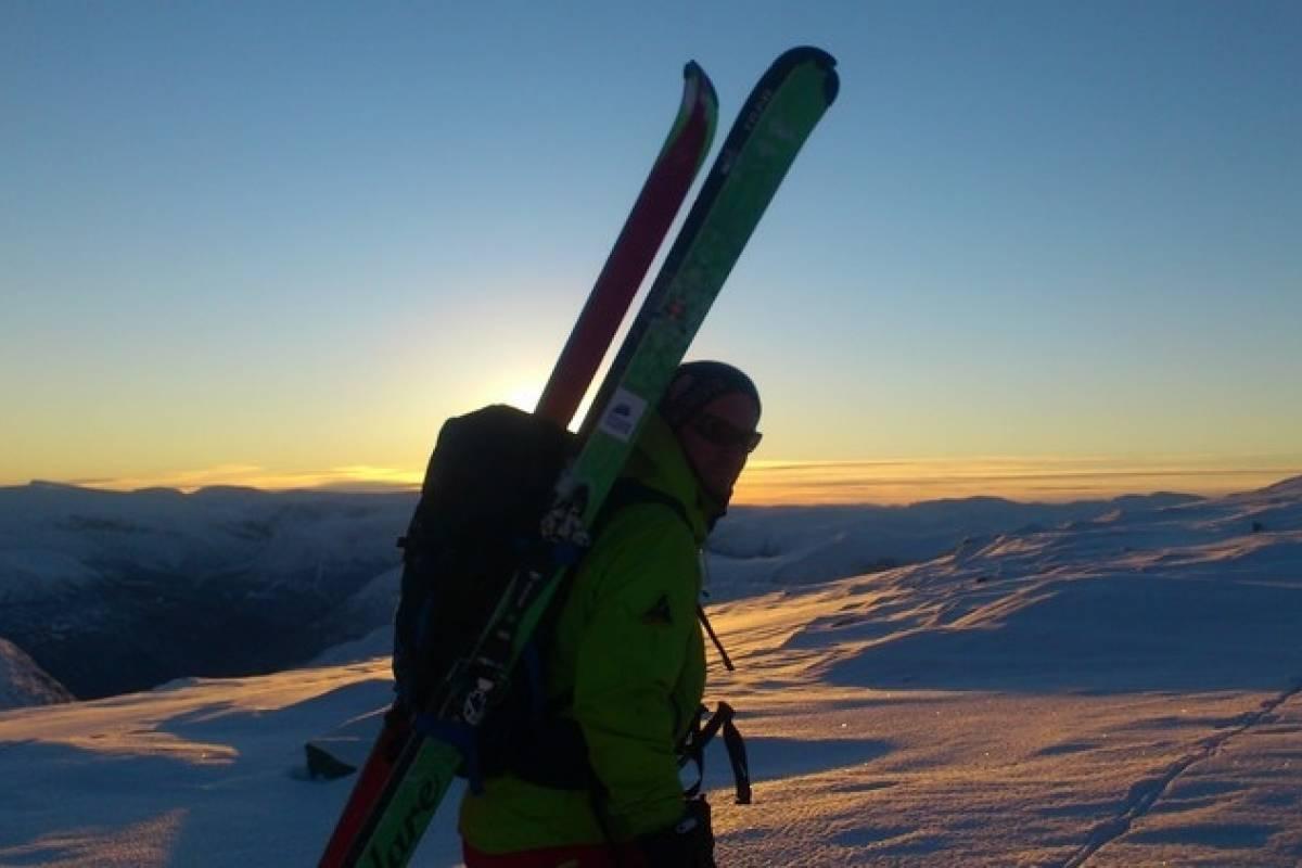 Contrast Adventure Norway Skredkurs Oppdal/Storlidalen