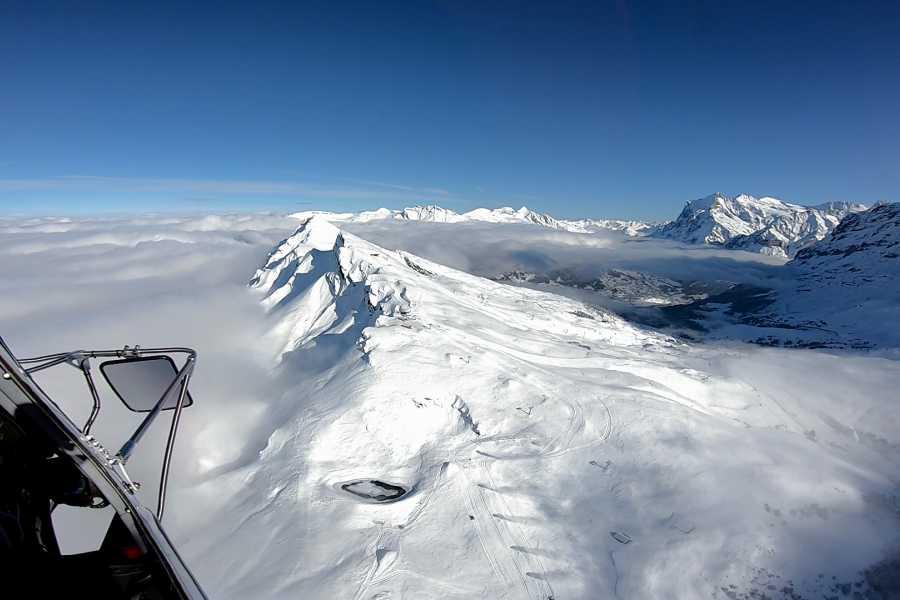 Skydive Switzerland GmbH 헬리콥터 스카이다이빙