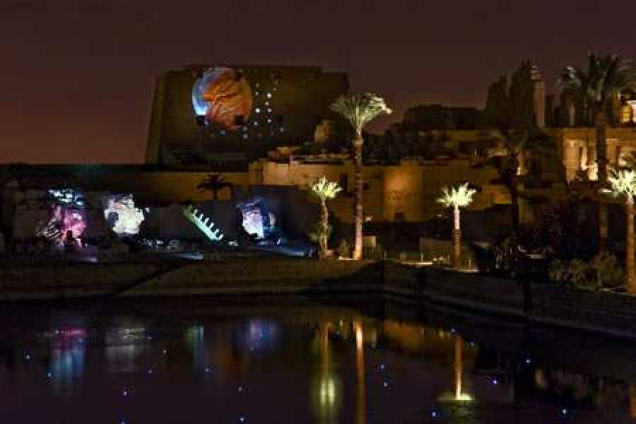Journey To Egypt Sound And Light Show At Karnak Temples