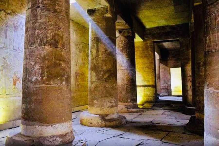 Journey To Egypt Tour to Dendera and Abydos Temples