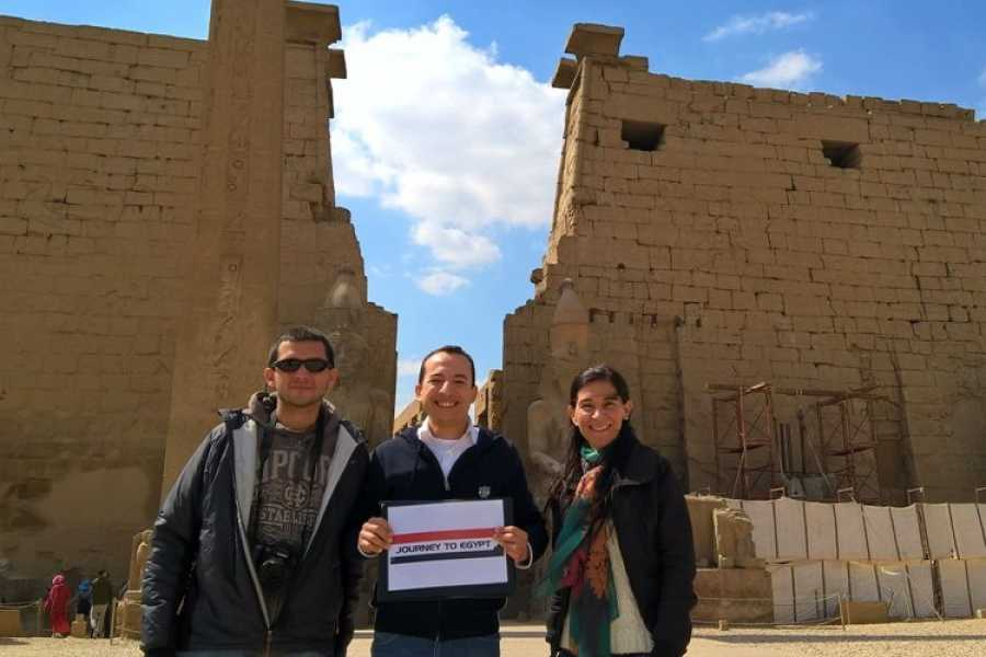 Journey To Egypt Tour To Karnak And Luxor Temples