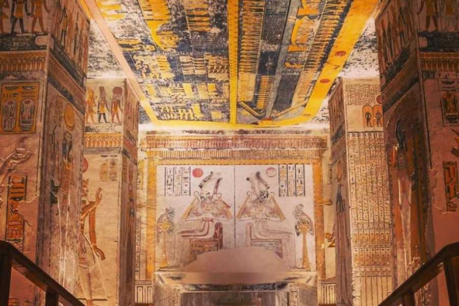 Journey To Egypt Luxor Ost- und Westjordanland-Tour
