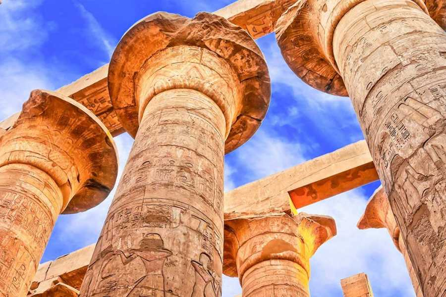 Journey To Egypt Luxor Tours From Aswan