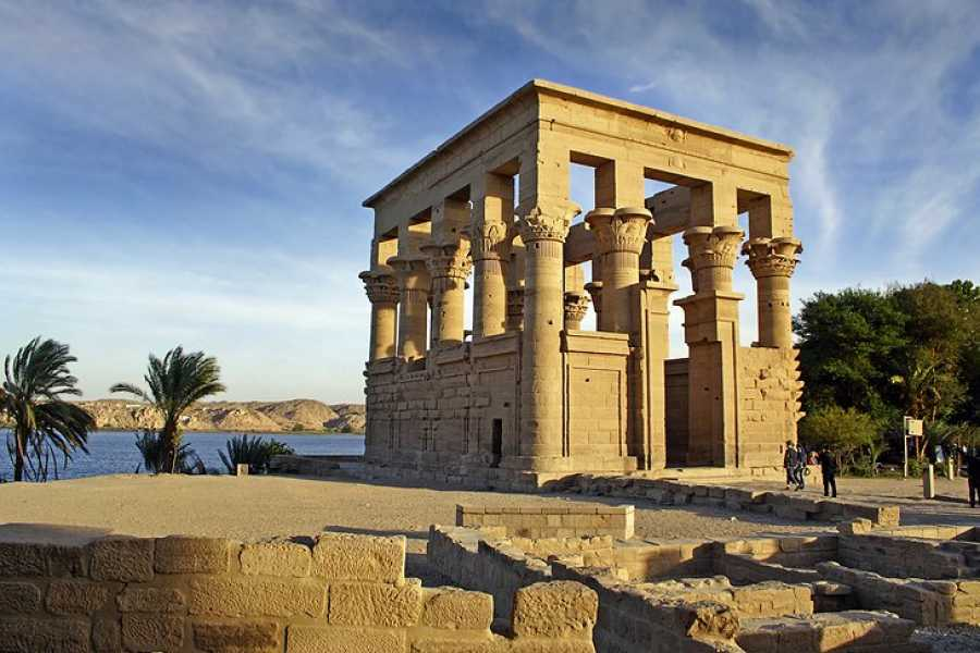 Journey To Egypt Tour To Philae Temple In Aswan