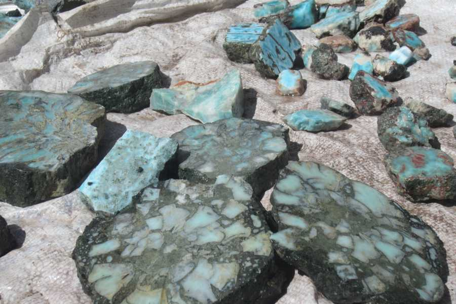 Ecotour Barahona Blue Jewel Mine