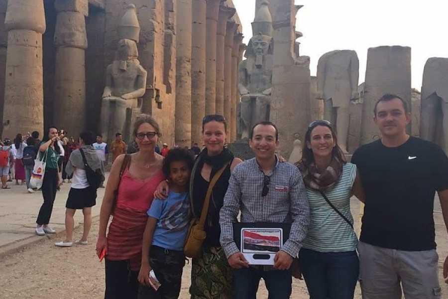 Journey To Egypt Cairo Luxor Holidays - 5 Nights