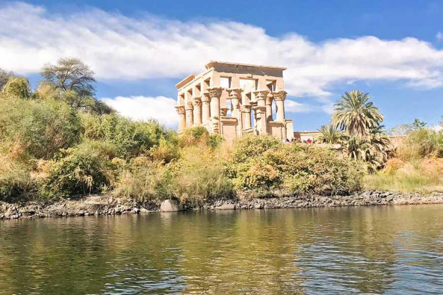 Journey To Egypt 8 Day Cairo & Nile Cruise by train