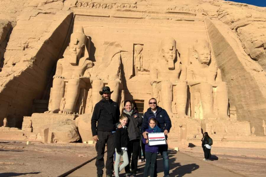 Journey To Egypt Cairo, Luxor & Aswan By Train - 6 Nights