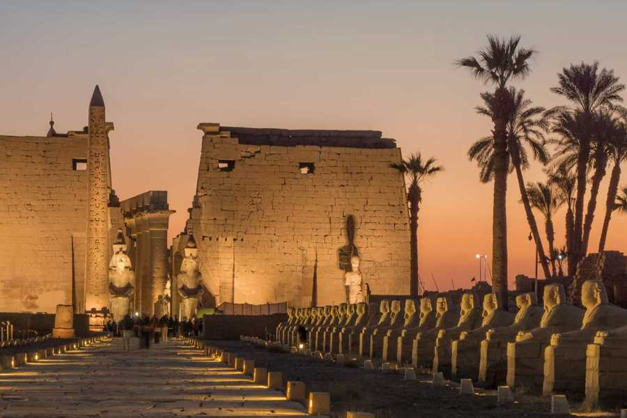 Journey To Egypt 12 Day Pyramids, Cruise & Sharm El Sheikh