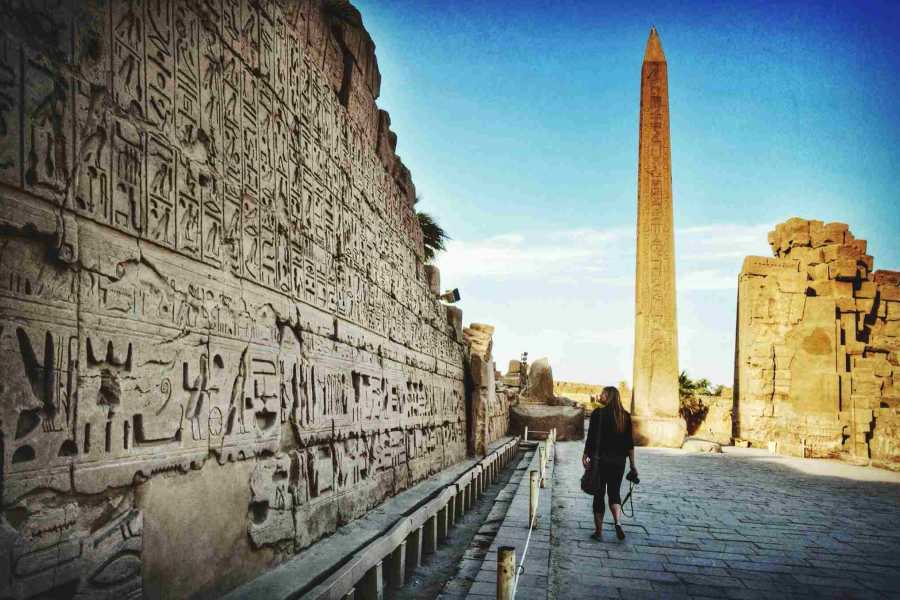 Journey To Egypt Cairo To Luxor Tour - 4 Nights