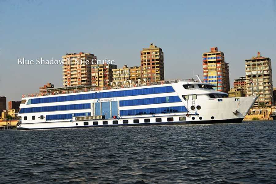 Journey To Egypt MS Blue Shadow Nile Cruise