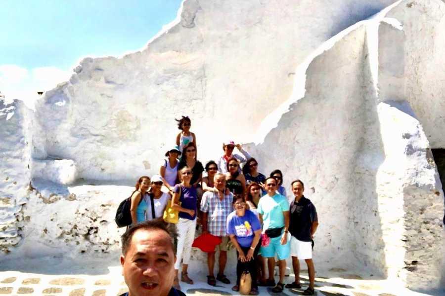 iTravel Mykonos Half Day Mykonos Island Tour