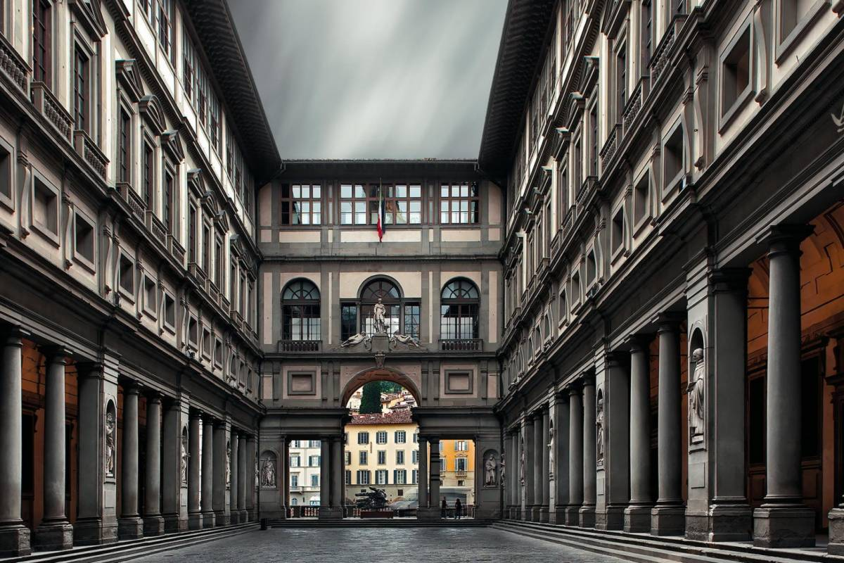 Italy on a Budget tours Uffizi Gallery afternoon Guided visit