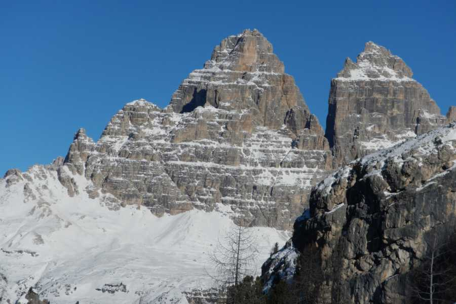 TRAVELSPORT Outdoor Activities FREERIDE TRE CIME DI LAVAREDO