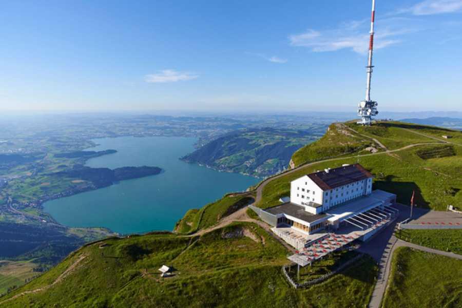 SwissTravelGuide Mount Rigi with Lake Cruise