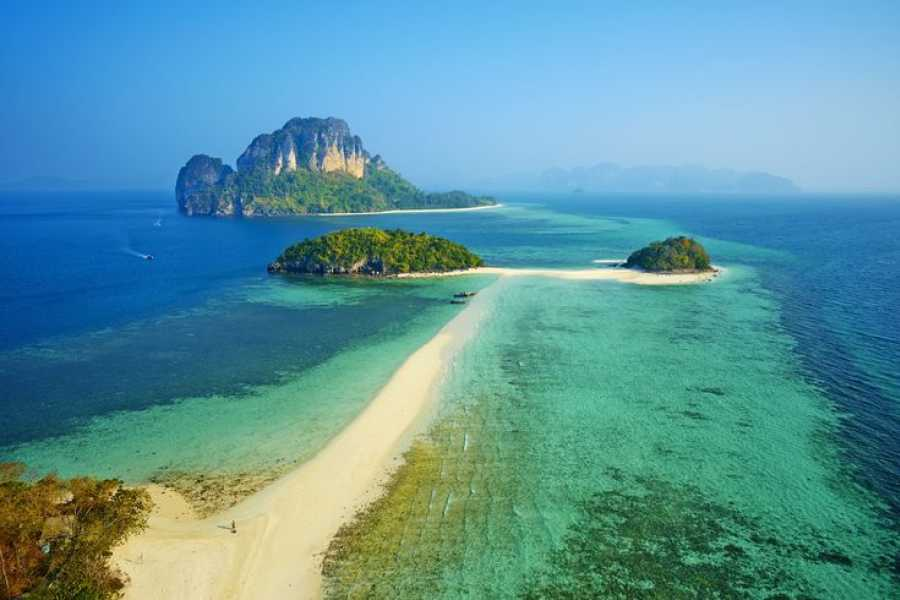 AMICI MIEI PHUKET TRAVEL AGENCY KRABI TOUR 4 ISLANDS FROM PHUKET