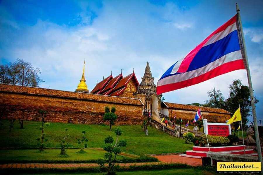 AMICI MIEI PHUKET TRAVEL AGENCY Lamphun e Lampang da Chiang Mai… un tuffo nella cultura Lanna