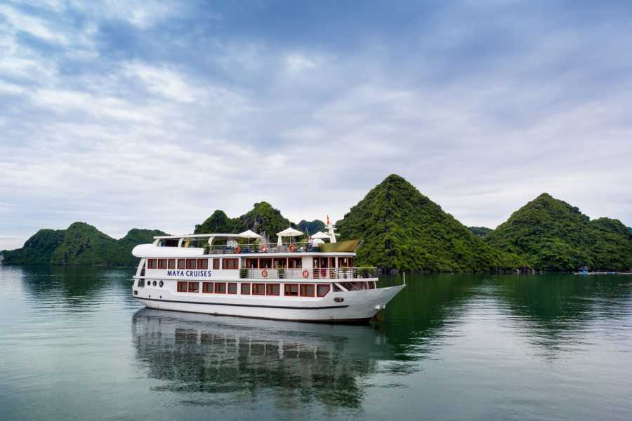 Friends Travel Vietnam Maya Cruise | 2D1N Halong Bay