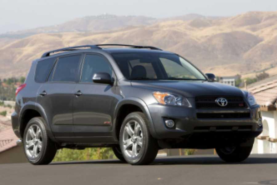 Pura Vida Casas Adventures Zoom Rental Car: Medium Suv Toyota Rav 4