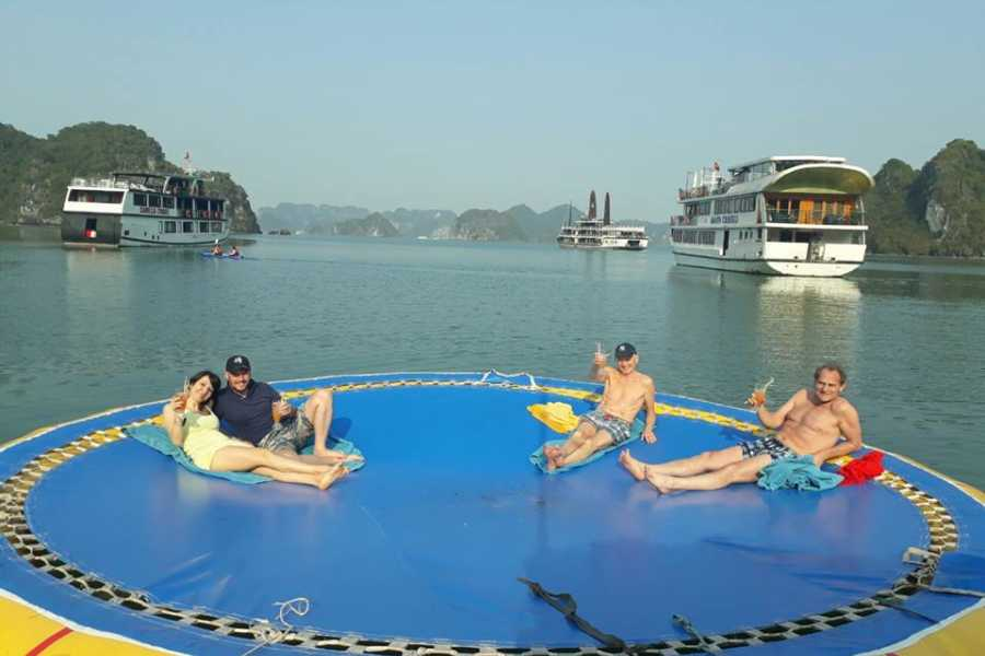 Friends Travel Vietnam Maya Cruise | 3D2N Lan Ha Bay