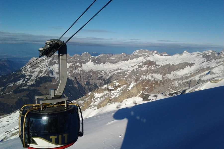 SwissTravelGuide Mount Titlis Glacier Excursion