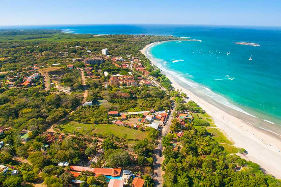 Tour Guanacaste RIU Resort to South Guanacaste Transportation