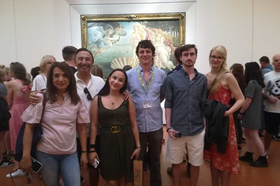 ACCORD Italy Smart Tours & Experiences LAST MINUTE UFFIZI