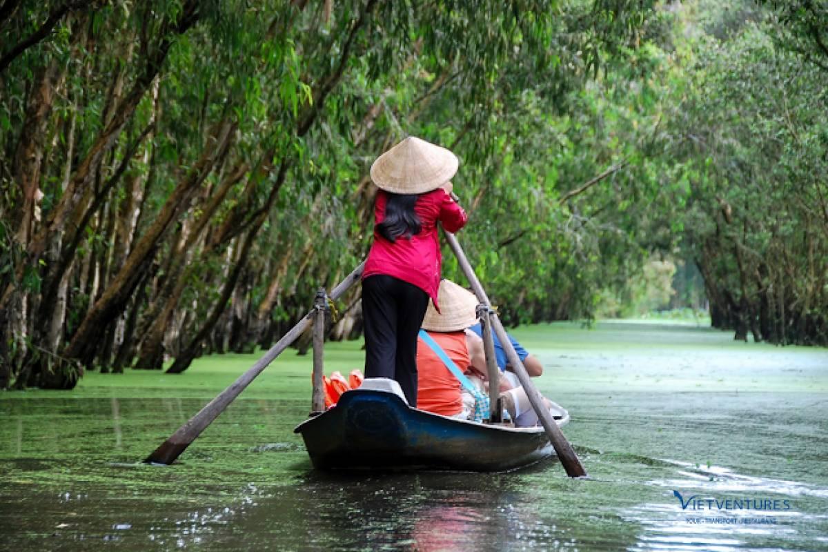 Viet Ventures Co., Ltd Tour Mekong 2 ngày 2 đêm - Quần đảo Bà Lụa - Rừng Tràm Trà Sư