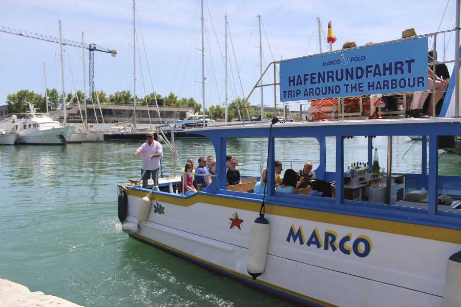 Nofrills excursions 1-hour Panoramic Boat Trip in Palma de Mallorca Bay