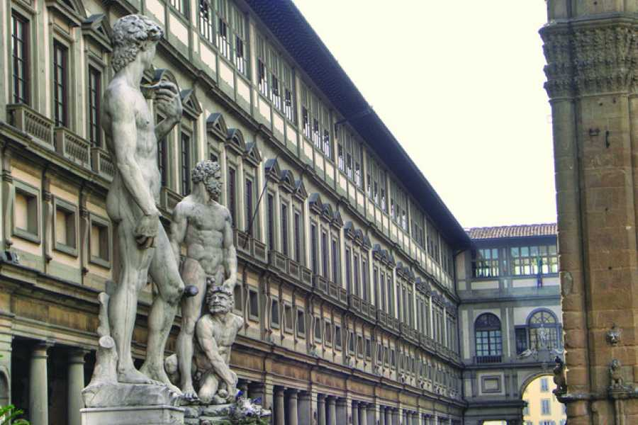 ACCORD Italy Smart Tours & Experiences UFFIZI GALLERY VISIT + WALKING TOUR