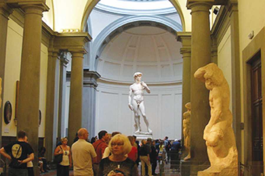 ACCORD Italy Smart Tours & Experiences VISITA DELLA GALLERIA DELL'ACCADEMIA E TOUR A PIEDI