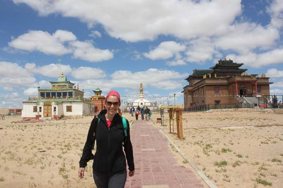 The Great Mongolian Adventures Ancient monasteries and energy centre 10 days