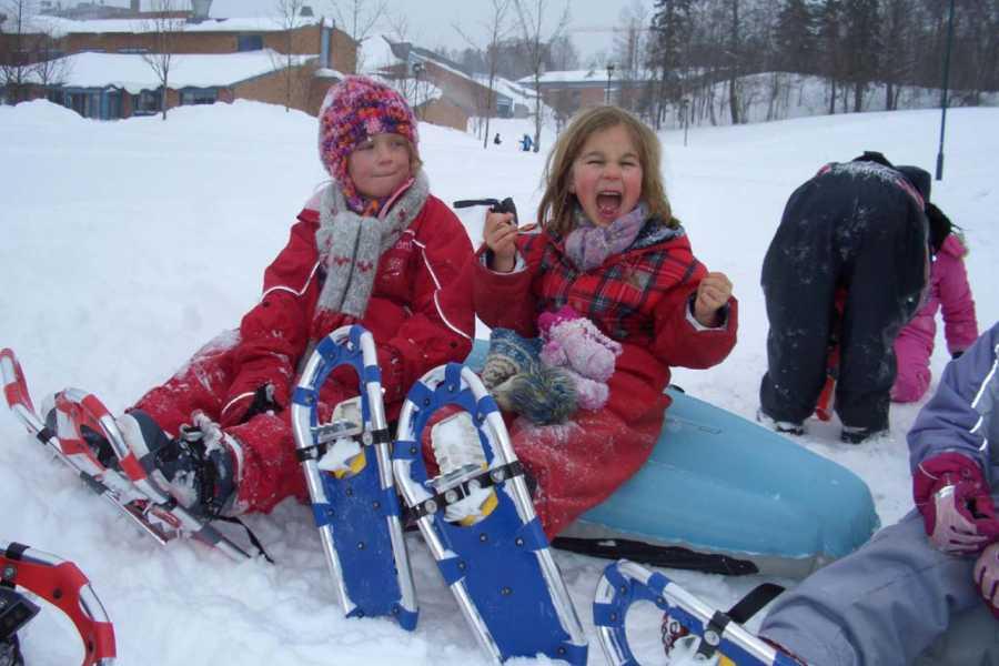 AktiviNatur.com Snowshoe Rental