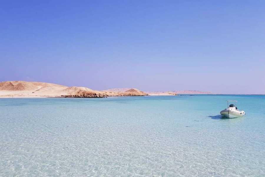 Marsa alam tours Snorkeling trip to Giftun Island  from Hurghada