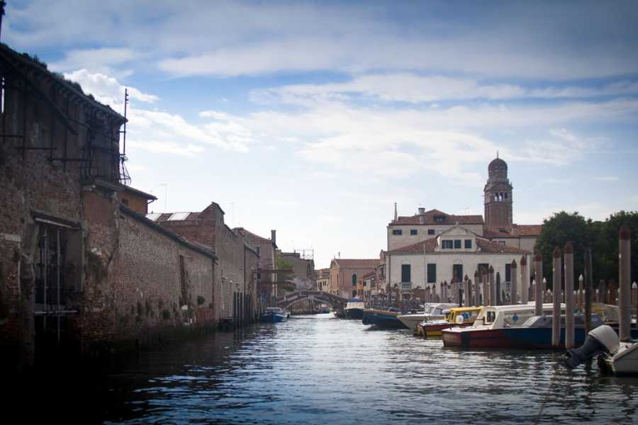 Venice Events S.a.s. Grand Canal small Boat tour