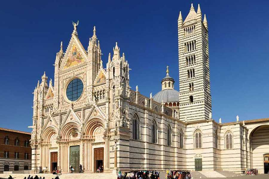 ACCORD Italy Smart Tours & Experiences SAN GIMIGNANO, SIENA & CHIANTI WITH MONTERIGGIONI - BY BUS