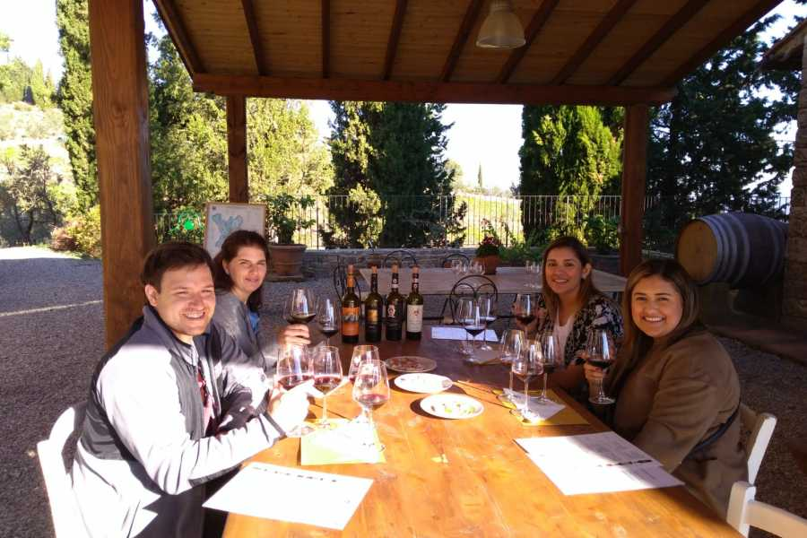 ACCORD Italy Smart Tours & Experiences ROMANTIC CHIANTI AT SUNSET - GROUP TOUR